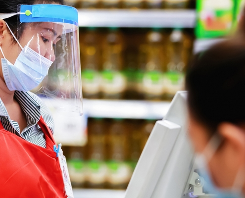 Grocery Worker