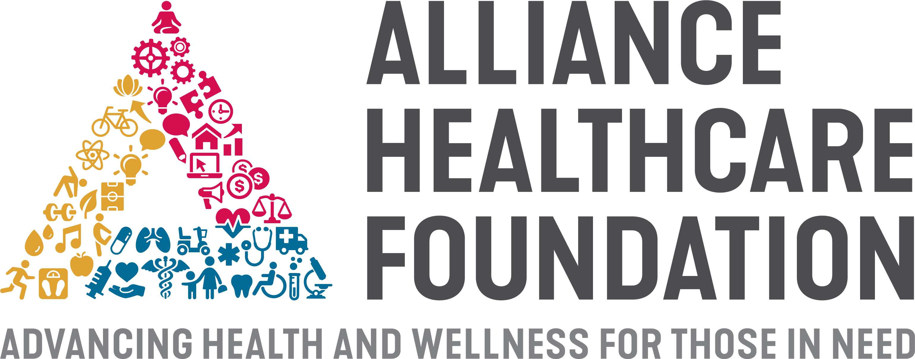 Alliance HealthCare Foundation Logo