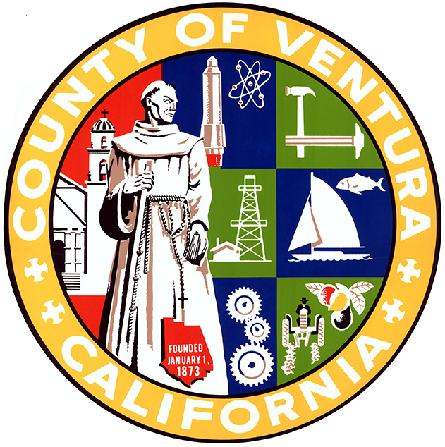 County Of Ventura Seal