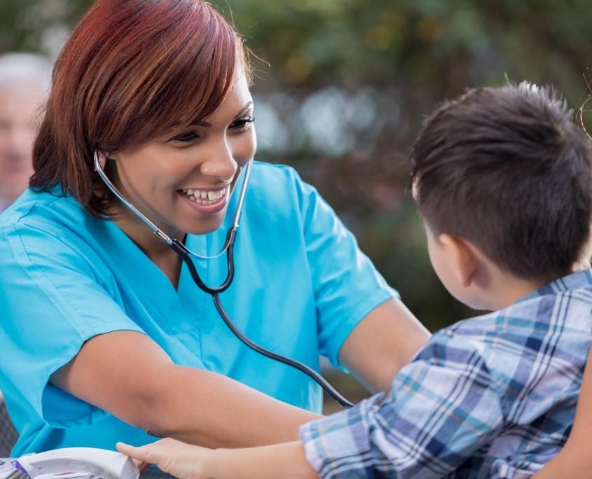 Overcoming Health Disparities