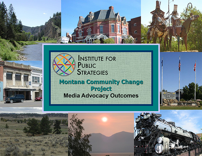 Montana Media Advocacy Outcomes