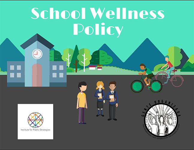 PU Wellness Policy Presentation